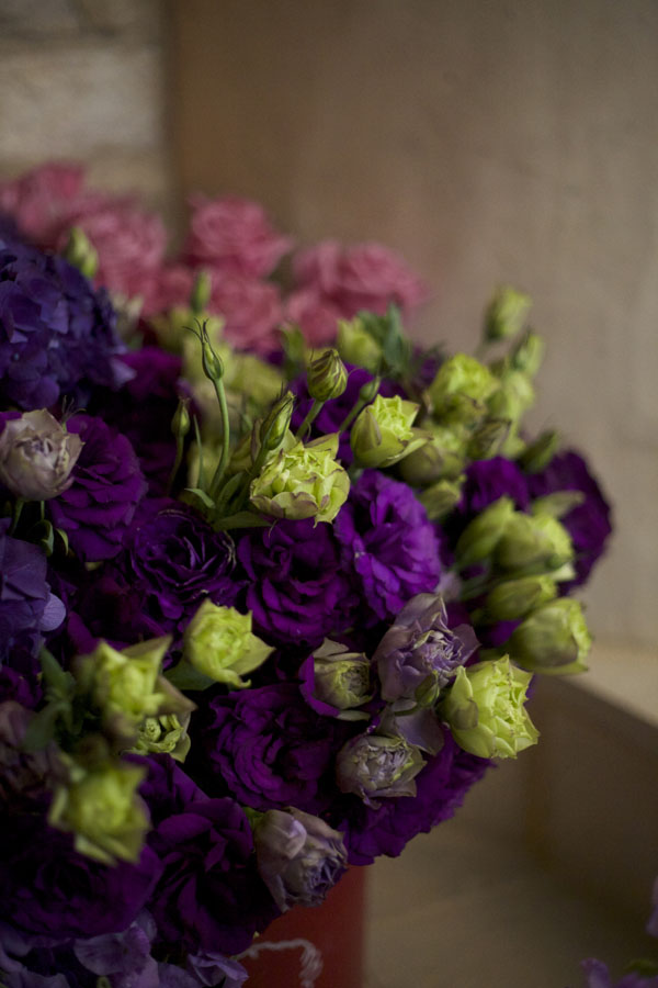 Florabundance Purple Lisianthus
