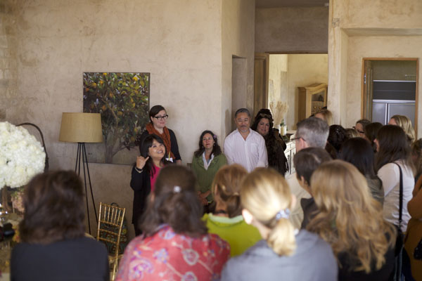Nancy Liu Chin Florabundance Conference
