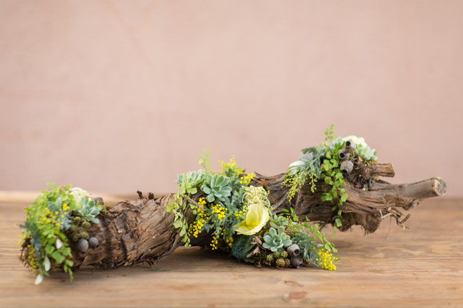Florabundance Design Days 2015 - Teresa Fung's woodland design.