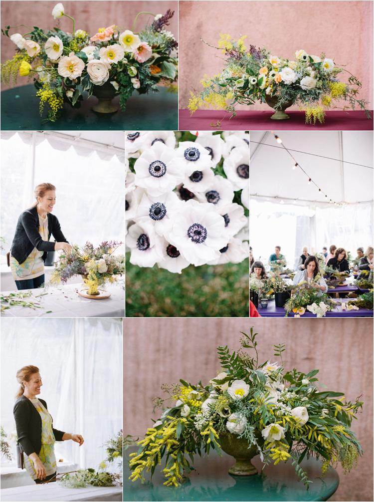 Florabundance Design Days 2017 - Ariella Chezar - Floral Design Workshop