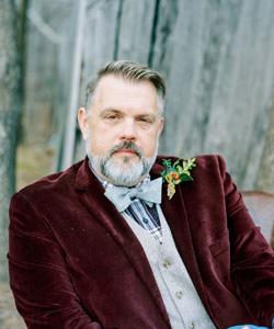 Brian Watson - Myrtie Blue