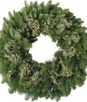 Wreath, Juniper 20″ X6