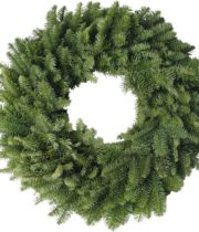 Wreath, Plain Noble 16″ X12