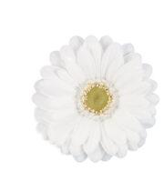 Gerberas-white (10 Stems)