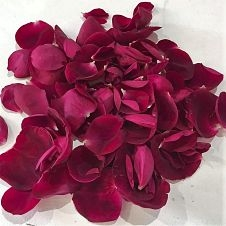 wholesale flowers | rose petals red