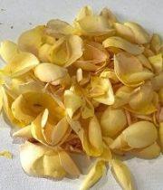 Rose Petal Bag-yellow