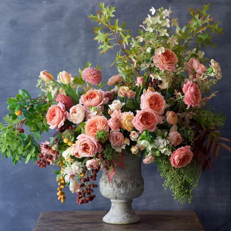 Florabundance Design Days, Design By Kiana Of Tulipina