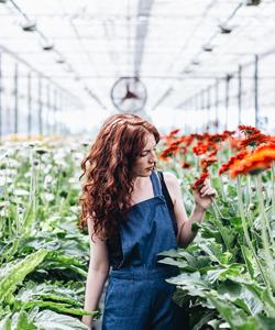 Katie Davis of Ponderosa & Thyme will be a speaker at Florabundance  Design Days 2019